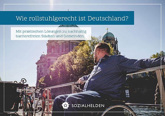 Wie rollstuhlgerecht ist Deutschland