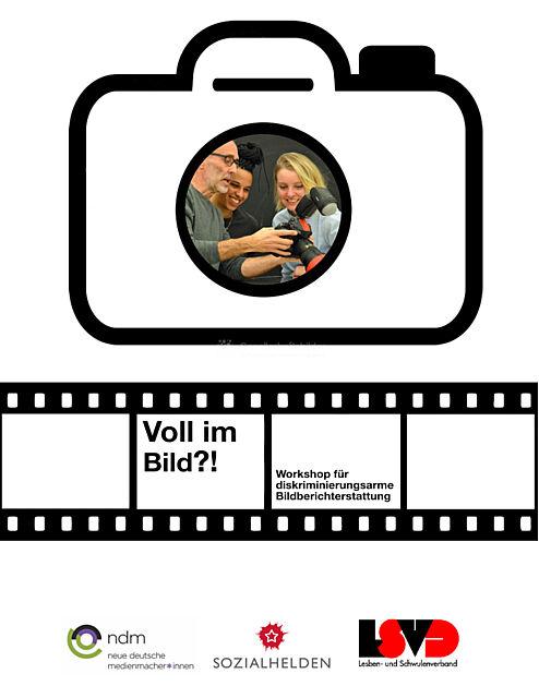 """Dokumentation zum """"Voll im Bild""""-Workshop"""