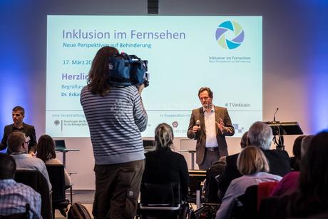 Inklusion im Fernsehen - Neue Perspektiven auf Behinderung