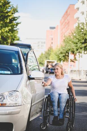 Reisen mit Behinderung in Berlin