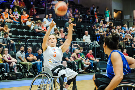 Rollstuhlbasketball Weltmeisterschaft 2018
