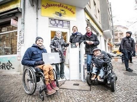 Rampen in Berlin