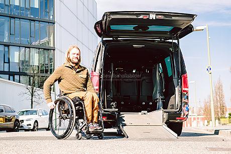 Rollstuhlgerechte Fahrdienste