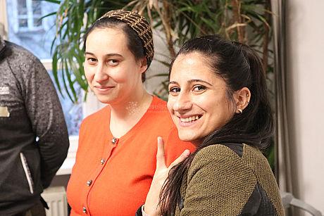 Antirassismus-Workshops junger Roma und Sinti
