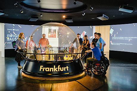 Barrierefreiheit in Frankfurt am Main
