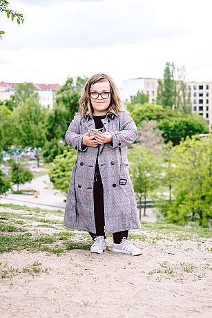 Portrait Patricia Carl