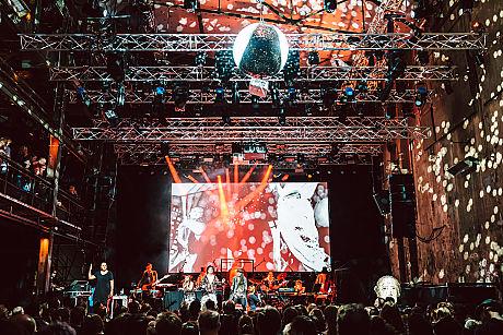 "21 Downbeat feat. Jens Friebe: ""Der Ring"" | Pop-Kultur Festival 2019"