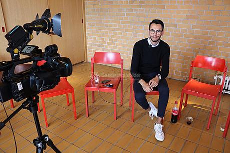 Pressearbeit junger Roma und Sinti