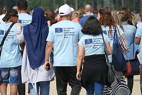 Europäischer Holocaust-Gedenktag für Sinti und Roma 2019